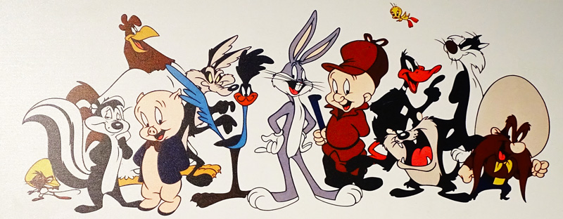 Warner Bros. Animation characters.