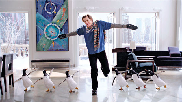 Mr Poppers Penguins